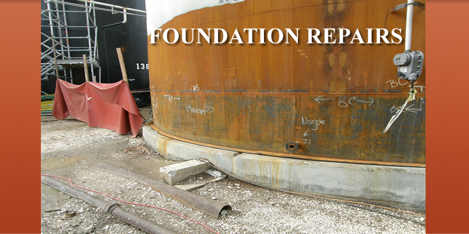 Above Ground Tank Construction Cleaning Repair